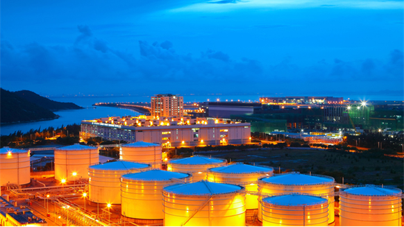 China's Biggest Oil Company Aims For 50% Natural Gas By 2020