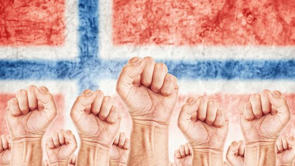 Norway Services Strike Affects Schlumberger, Baker Hughes, Halliburton