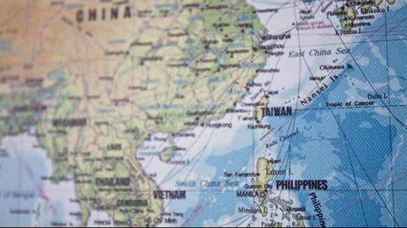 China Says First Draft Of South China Sea Code Of Conduct Ready