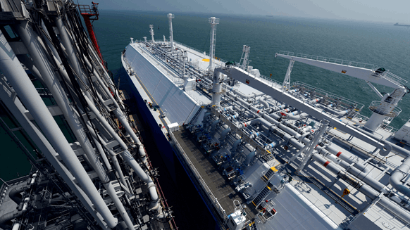 Robust Chinese Demand Ensures Asian LNG Rally Has Legs