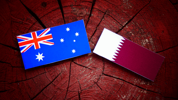 Australia Closing In On Qatar as World's Top LNG Exporter