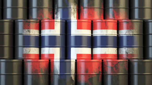 Norway Puts on the Brakes But Oil-Cash Splurge Is Hard to Kick
