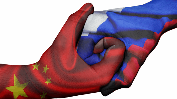 Russia-China Oil Friendship Makes Crude Costlier for Europe
