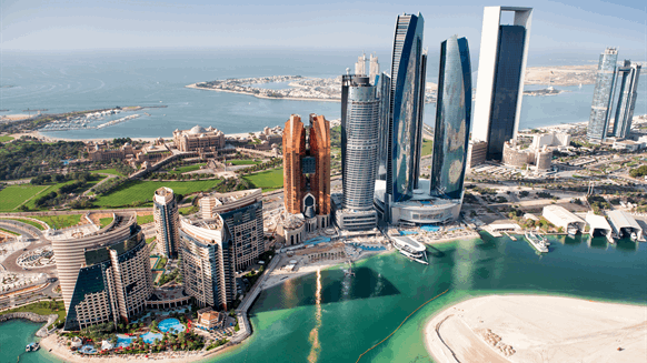 Abu Dhabi's TAQA Swings To Annual Profit, Helped By Higher Oil Prices