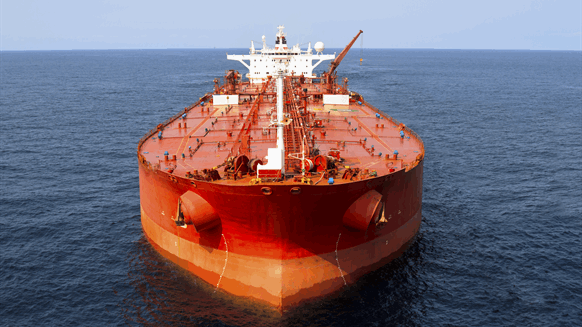 US Supertanker Terminal Set to Export Oil for First Time