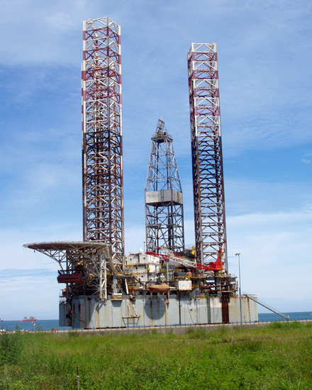 Buccaneer Looks North to Cook Inlet Potential