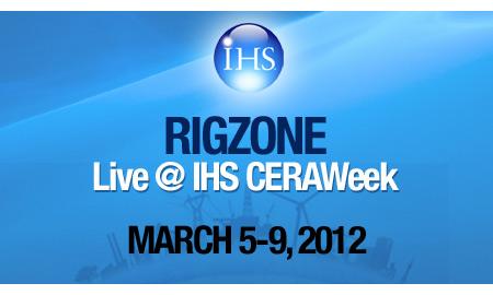 Rigzone Live @ IHS CERAWeek 2012 | Rigzone.com