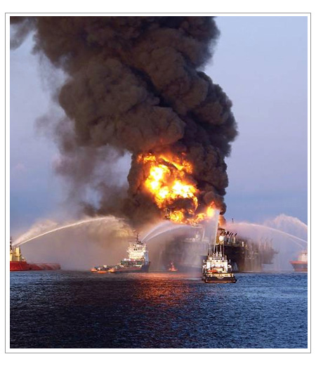 Macondo tragedy, Deepwater Horizon
