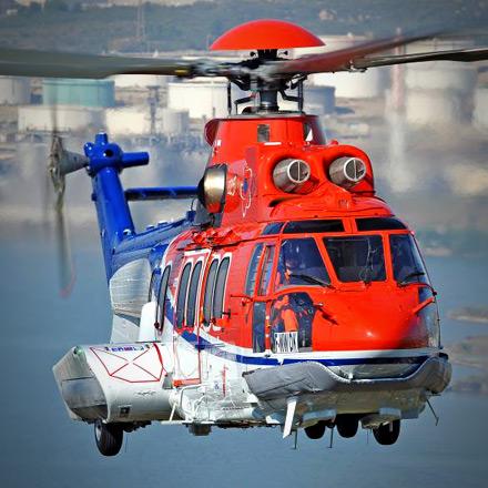 The EC225 Super Puma (courtesy of Eurocopter)