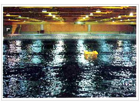 Lab Ocean, Pool