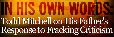 Mitchell Associate Discusses Shale Pioneer's Sustainability Views