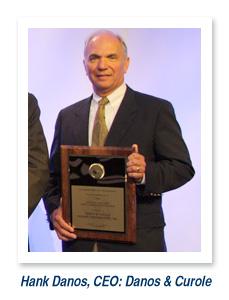 Hank Danos, CEO of Danos & Curole