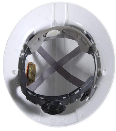 Hard hat Heat Sensor