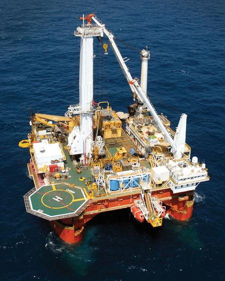 The Q4000 Drilling Platform