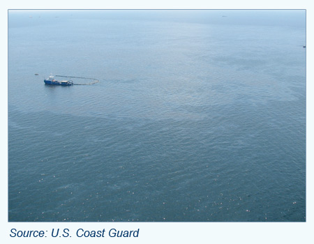 U.S. Coast Guard: Oil Flows Successfully Halted
