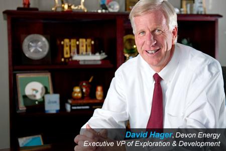 Industry Profile: Devon\'s Dave Hager | Rigzone