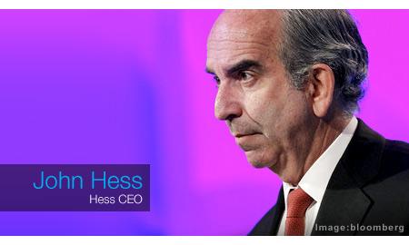 John Hess: Hess CEO