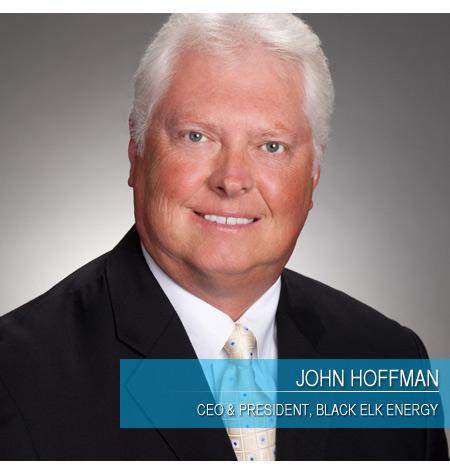 John Hoffman - Black Elk Energy