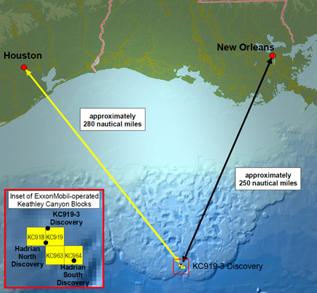 ExxonMobil Conquers GOM with Hadrian Discovery