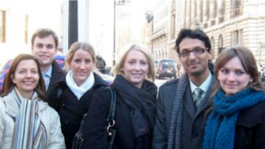 Members of WPC's Global Petroleum Youth Committee