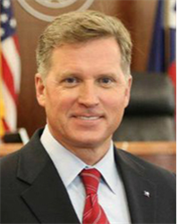 Barry Smitherman, Former Chairman, Texas Utilities Commission, Texas Railroad Commission