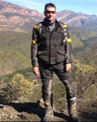 Brian Davidson, Fishing Tool Supervisor