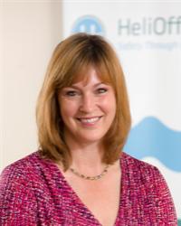 Gretchen Haskins, CEO, HeliOffshore