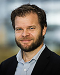Knut Rostad, Spokesman for International Exploration and Field Development, Statoil
