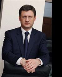 Alexander Novak, Energy Minister, Russia