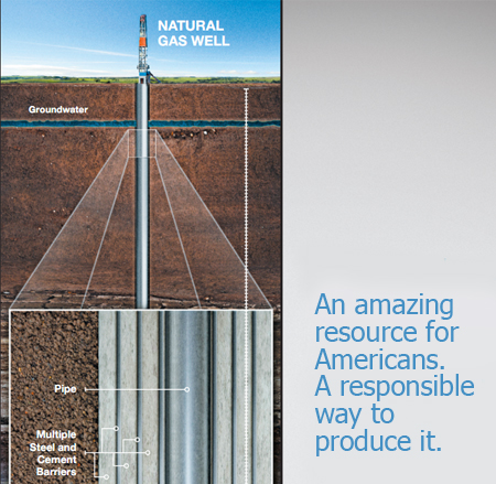 UK Hydraulic Fracturing Report Supports Technology Use