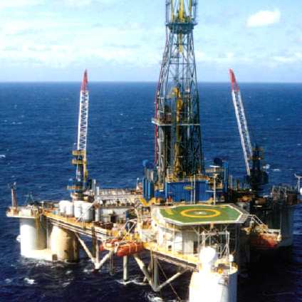 Jackups & Floaters Contracted in the North Sea