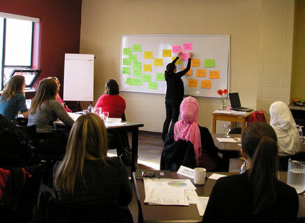 Leadership Workshop Aims to Retain Women in Mid-level Careers